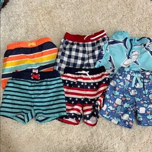 18 month swimsuits